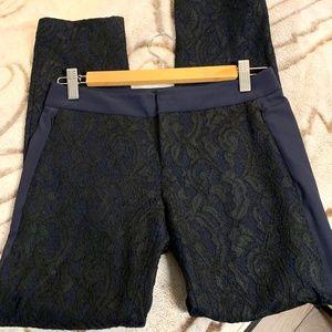 Women's Club Monaco Lace Trousers